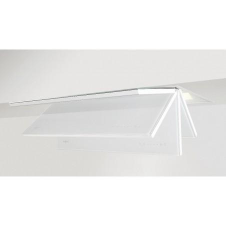 680  NOVY Fusion 60 cm verre blanc