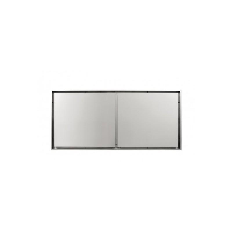 855 novy hotte maxi pure 39 line 146 cm inox moteur excl. Black Bedroom Furniture Sets. Home Design Ideas
