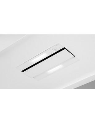 874  NOVY Groupe encastrable 53,8 cm verre blanc