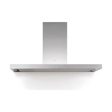 7640  NOVY Hotte centrale Flat'line 90 cm inox