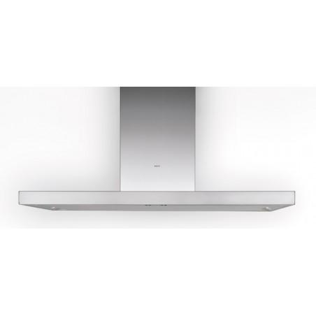 7660 NOVY Hotte centrale Flat'line 120 cm inox